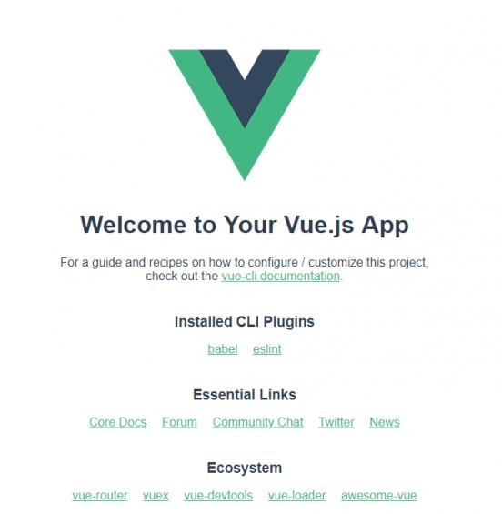 welcome-vue
